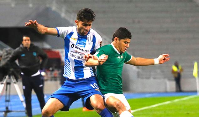Arryadia - L'Ittihad de Tanger et l'Olympique Khouribga dos à dos (1-1)