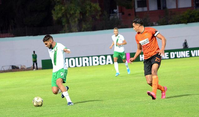 Arryadia - L'Olympique de Khouribga s'incline à domicile face à la  Renaissance de Berkane (0-1) 'Mise à jour/24è journée'