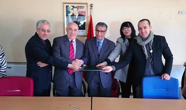 Arryadia Sale Convention De Partenariat Entre L Irfcjs Et La